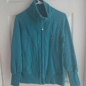 Sweaters - Teal jacket